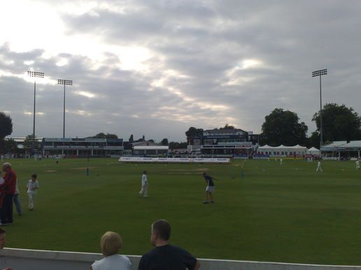 ford county ground