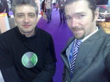 @kevinmulryne and yours truly @BETT2010