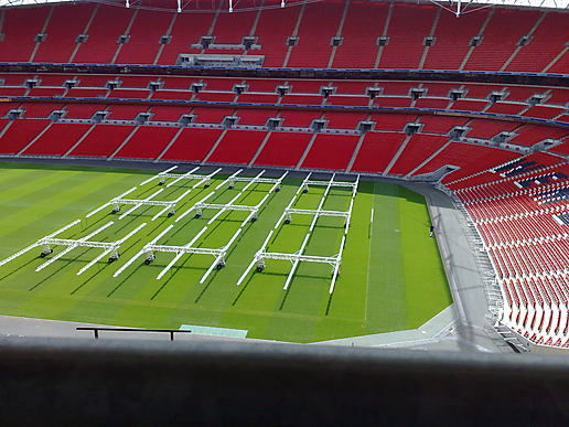 Wembley Part 1