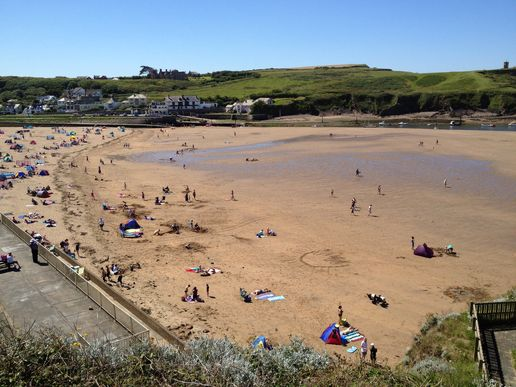 Bude, Devon and the beautiful UK coast