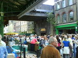 Bank Holiday Borough Market