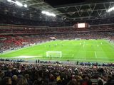 England vs San Marino at Wembley