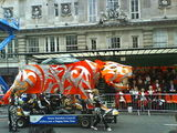 New Year Parade, London