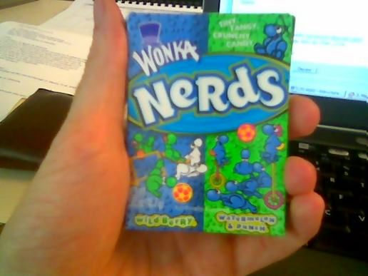 nerds are back!!!