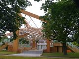 Serpentine Gehry pavillion opens tomorrow