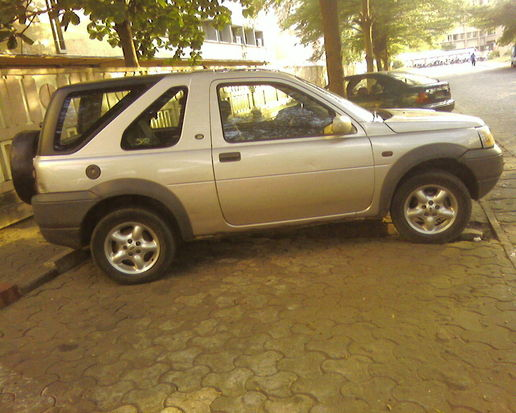 cotonou city cars