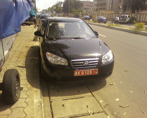 Cotonou City Cars At Ahmuda S Moblog