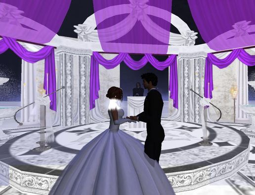 VA82: In which we learn that SL weddings are even worse than RL ones.