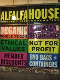 tonight: alfalfa house