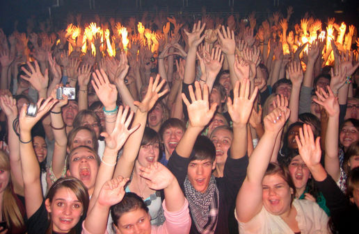 Northampton Roadmenders Crowd pics