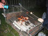 Shopping Trolley BBQ