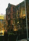 Walking around Manchester