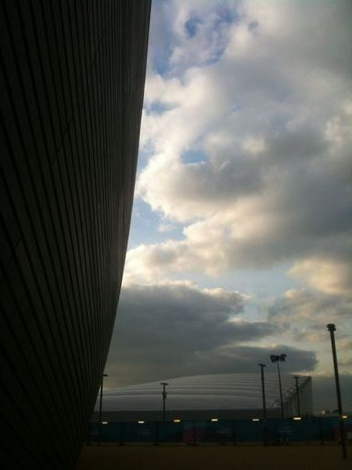 Aquatics Centre #london2012