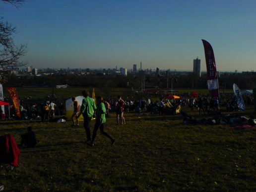English National Xcountry Championships