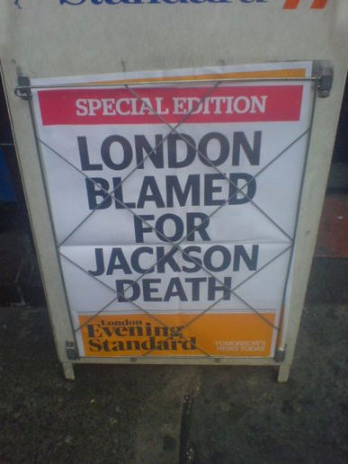 London is innocent!