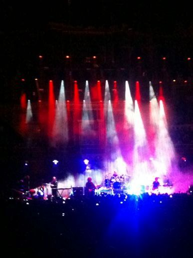 The Cure at the Albert Hall - Reflections