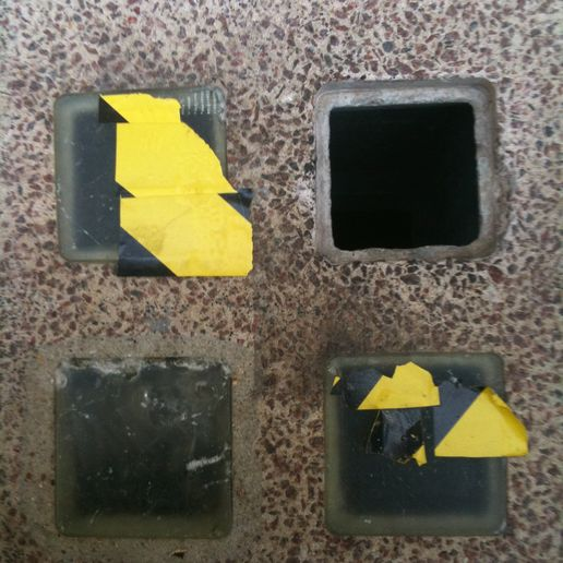 The Great British #propertyscandal Black &Yellow collection #010