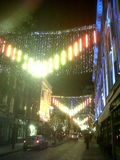 Best Xmas lights in London (Seven Dials)