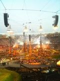 Dark satanic mills #London2012 Opening Ceremony Dress Rehearsal