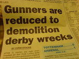 Derby demolition