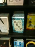 Helen Warner of C4 Daytime top of the book chart in Heat and proudly displayed in Hatchards