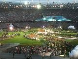 #London2012 Opening Ceremony Dress Rehearsal