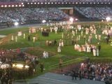 Pastoral Britons #London2012 Opening Ceremony Dress Rehearsal
