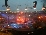 The iconic moment approaches #London2012 Opening Ceremony Dress Rehearsal