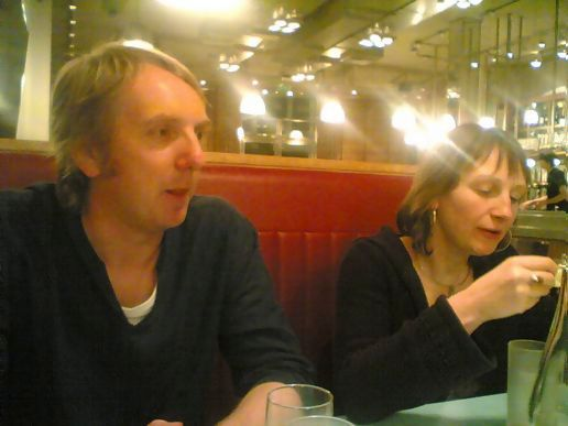 chris and wend in eat and 2 veg