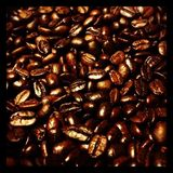 Home-roasted coffee
