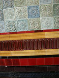 Tiled Hall Cafe - Leeds Art Gallery
