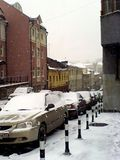 moscow, first snow
