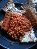 Wake up to beans on toast