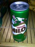 Milo in a can! Oh joy