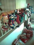 Stockings @ my MILs House