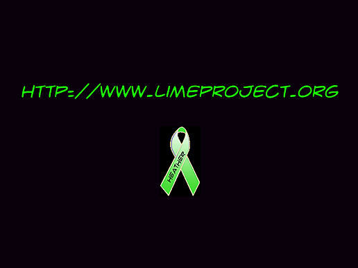 Limesuckers: A project to help Heather.