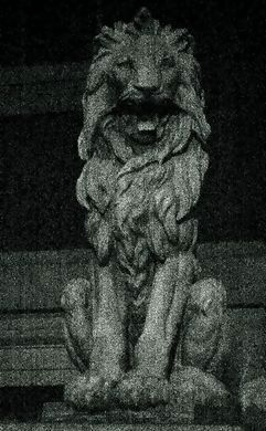 The Lion at the Gate.