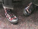 Random chucks onna 4 train.