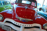 Red, White and Chevrolet