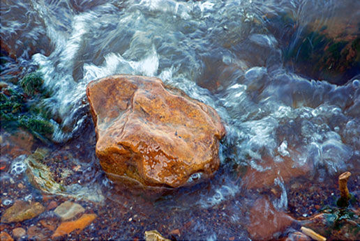 Water Meets Rock