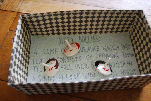 dizzy dollies box