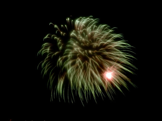 Barry Island Fireworks
