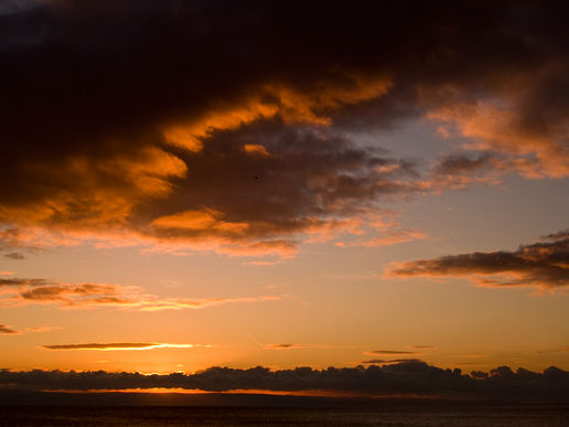 Bristol Channel Sunset