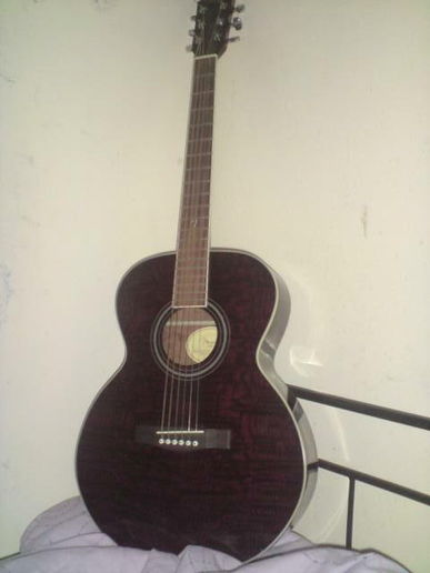This is my quot bedroom quot guitar Cos thats w  This is my quot bedroom. Guitar Bedroom
