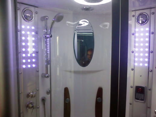 Now THIS is a shower.