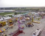 At the top of the Delaware State Fair!