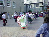 Day out at a Cinco de Mayo celebration
