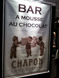 Chocolate fair @Paris