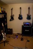 New amp, new room :)