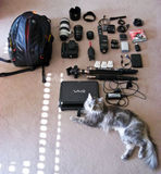 Photo gear for the roadtrip